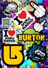 Love is Burton