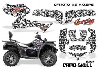 Camo-Skull (black)