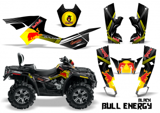 Bull Energy Black