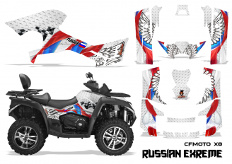 CFMOTO X8 Russian Extreme