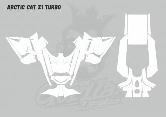 ARCTIC CAT Z1 Turbo