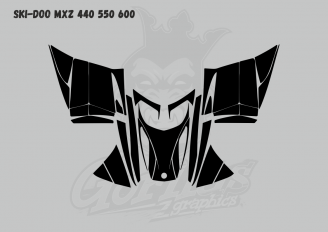 Ski-Doo MXZ Любой дизайн с сайта